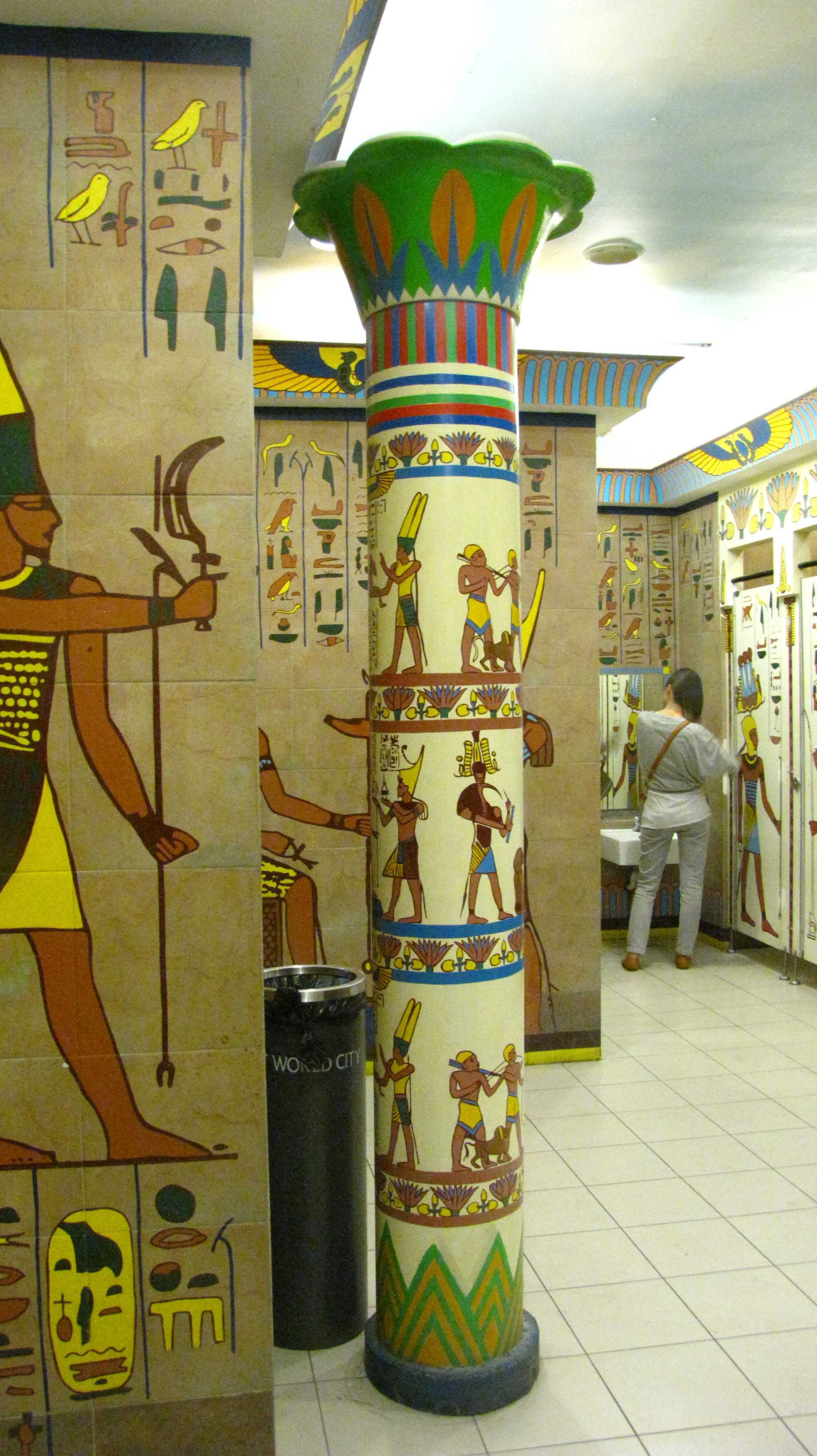 Egyptian Decor Bedroom: The Colors Of Ancient Egypt Were So Rich And Beautiful