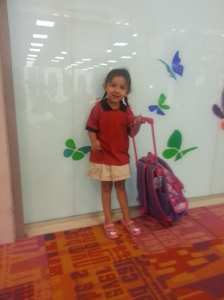 first day of K1