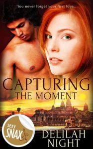 Capturing the Moment Cover