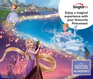 Disney Princess Academy